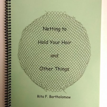 Netting to hold your hair