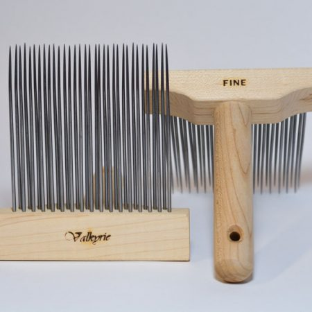 Full Size Fine Wool Combs