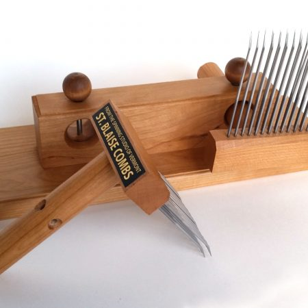 St. Blaise Wool Combs