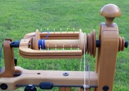 Schacht with Bobbin Lead Set Up