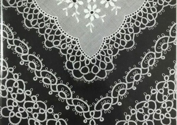 Tatted Handkerchiefs by Kirstine Nikolajsen