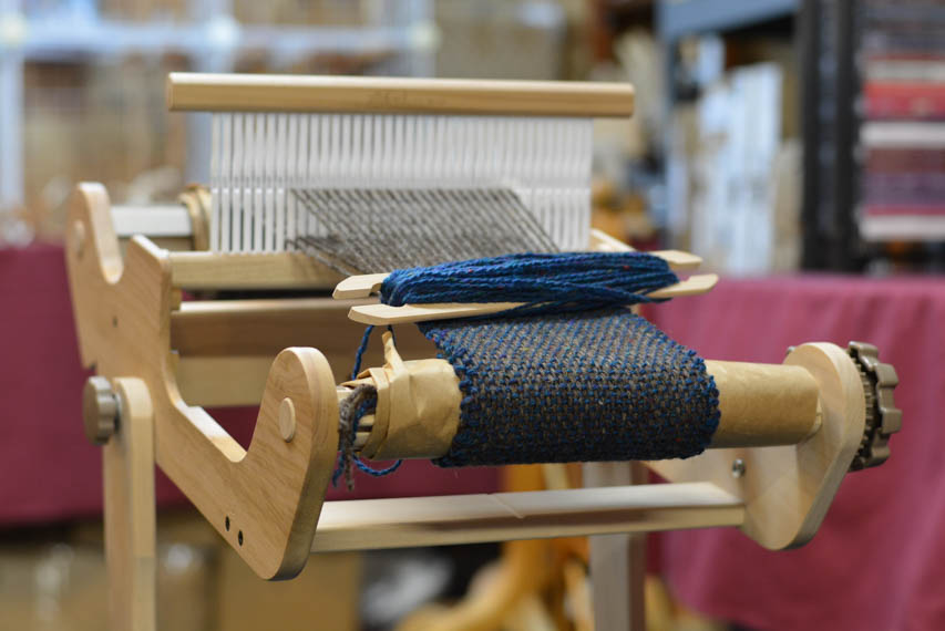Ashford Sampleit Loom Now Available In 16 Quot Weaving Width