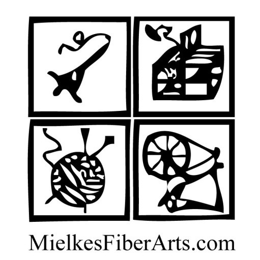 Diagonal Hotpad Mielkes Fiber Arts