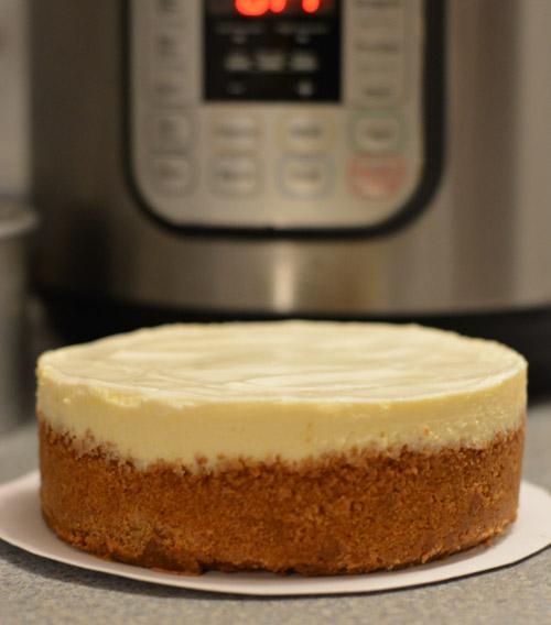 Instant Pot Sponge Cake Recipe