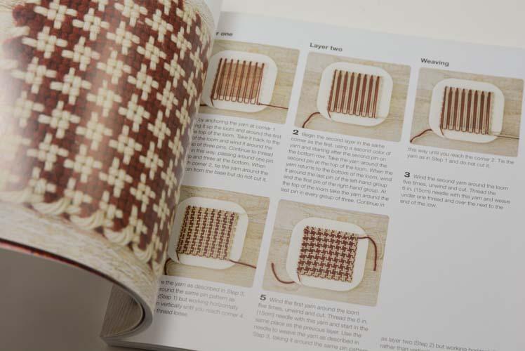 100 Pin Loom Squares Mielke S Fiber Arts