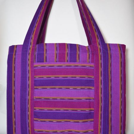 Very Berry - available as a 15 Inch Cricket Loom Bag, or as a 10 Inch Cricket Loom Bag